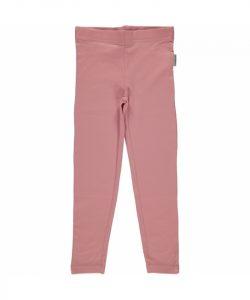 Maxomorra Dusky Pink Basic Leggings