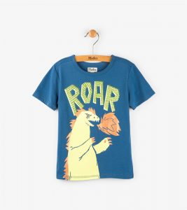 Hatley Navy King Of The Monsters Tee