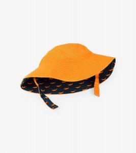 Hatley Tiny Whales Reversible Sun Hat