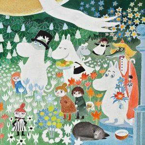 Hype Associates Moomin Card