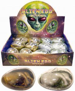 Large Alien Egg
