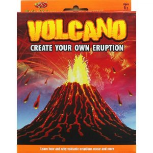 World of Science Create Your Own Volcano