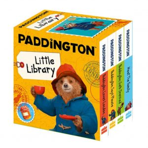 Paddington Little Library Set of Books