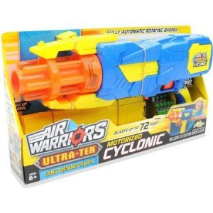 Alex Air Warriors Cyclonic Ultra Tek Gun