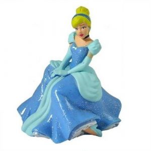 Disney Princess Figure - Sitting Cinderella