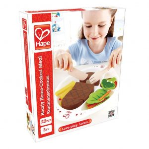 Hape Hearty Home- Cooked Meal