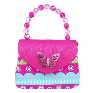 Pink Poppy Fiesta Hard Handbag Hot Pink