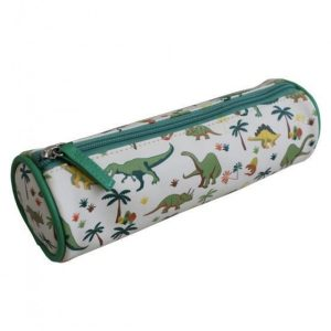 Powell Craft Dinosaur Print Pencil Case