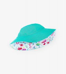 Hatley Turquoise Ocean Treasures Sun hat