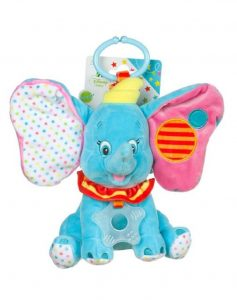 Rainbow Designs Dumbo Activity Toy