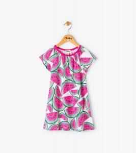 Hatley Watermelon Summer Delight Tee Dress