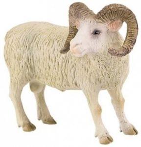 Bullyland Ram Farmland Figure