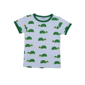 Moromini Happy Turtle Short Sleeve Top