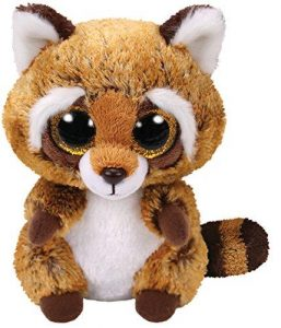 Ty Beanie Boo Rusty the Raccoon