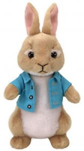 Ty Beanies Beanie Babies Cotton Tail Rabbit