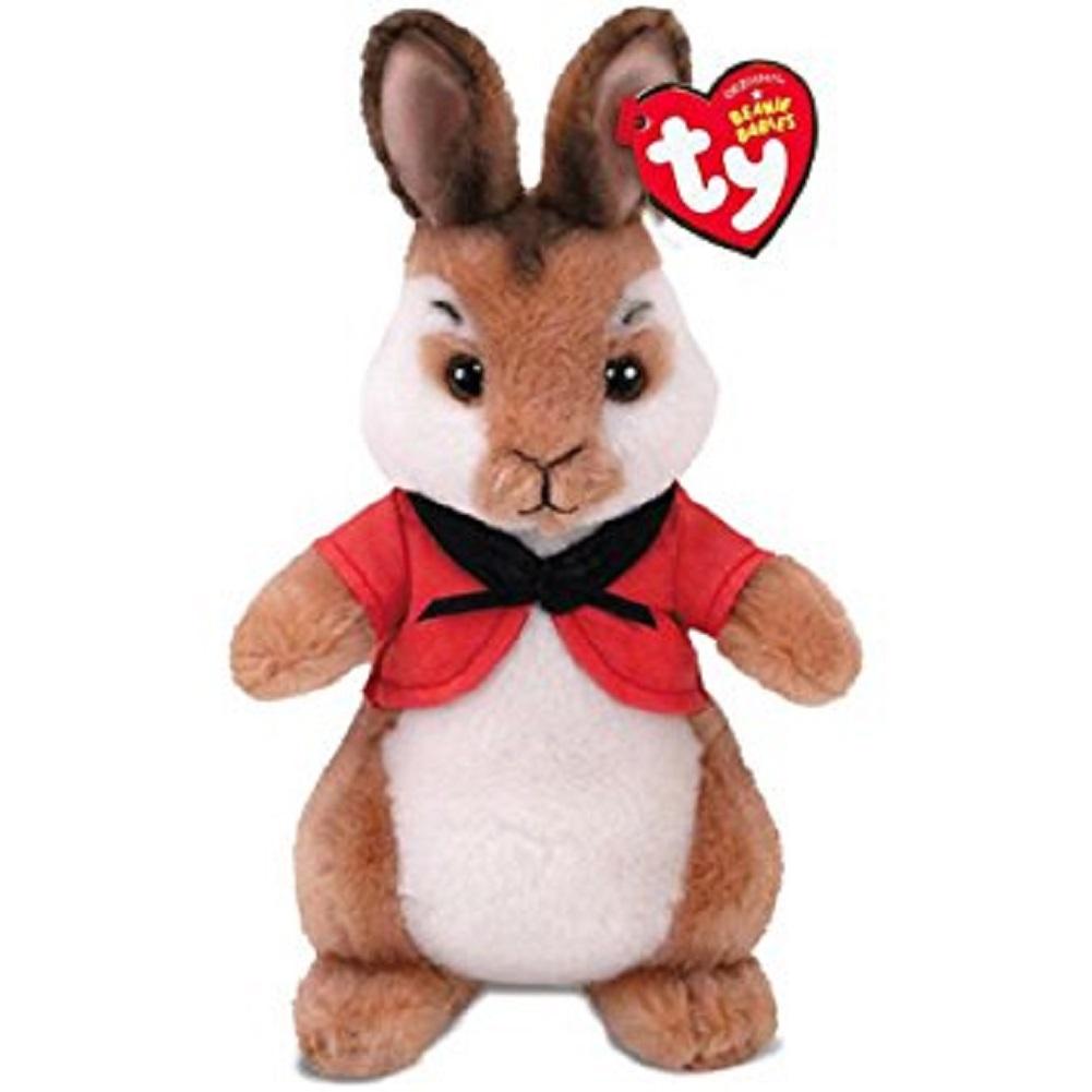 4053ea24695 Ty Beanies Beanie Baby Flopsy Bunny - Catfish Kids