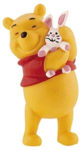 Bullyland Disney Winnie the Pooh and Rabbit Figure