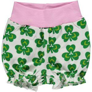 Maxomorra Clover Rib Shorts