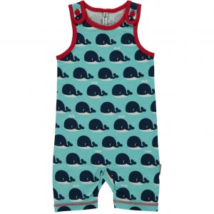 Playsuit Short WHALE 50/56