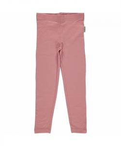 Maxomorra Dusky Pink Basic Leggings