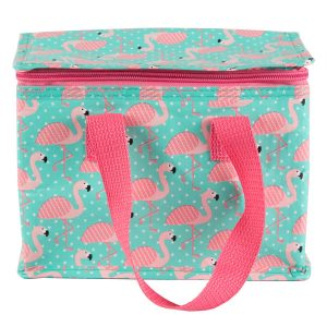 Sass & Belle Tropical Flamingo Lunch Bag