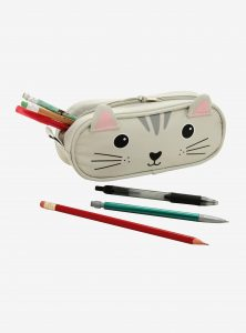 Sass & Belle Nori Cat Kawaii Friends Pencil Case