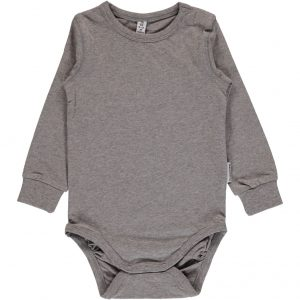 AW18 Maxomorra Light Grey Long Sleeve Body