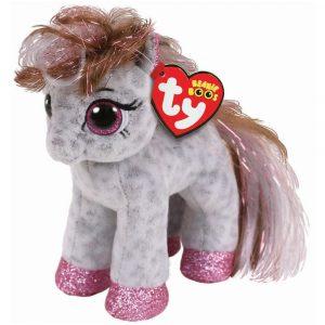 Ty Beanie Boos Cinnamon the Dapple Pony
