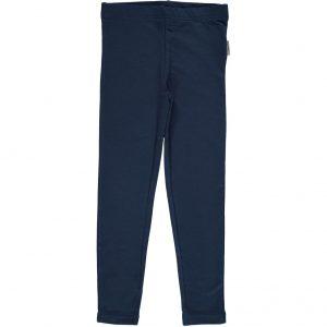 AW18 Maxomorra Dark Blue Leggings