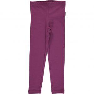 AW18 Maxomorra Purple Basic Leggings