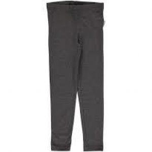 AW18 Maxomorra Dark Grey Melange Leggings