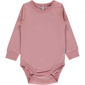 AW18 Maxomorra Dusty Pink Long Sleeve Body