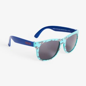Hatley Turquoise Snorkelling Sharks Sunglasses