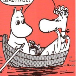 Hype Associates Moomin Beautiful Card