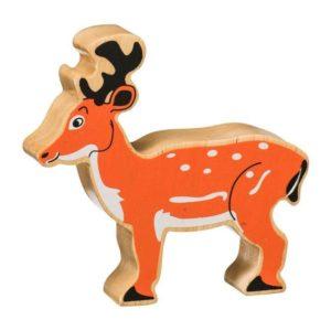 Lanka Kade Natural Orange Deer