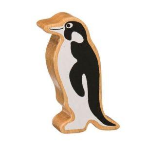Lanka Kade Natural Black and White Penguin