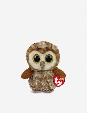 Ty Percy the Owl Beanie Boo 15cm