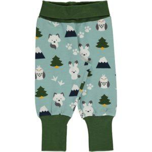 Aw19 Maxomorra Winter World Rib Pants