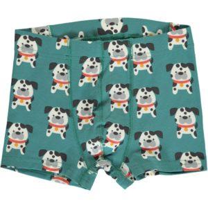 Aw19 Maxomorra Dalmatian Buddy Boxer Shorts