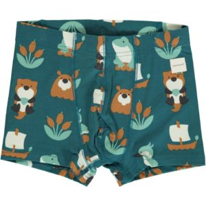 Aw19 maxomorra Lake Life Boxer Shorts