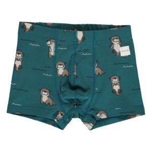 Aw19 Maxomorra Curious Otter Boxer Shorts