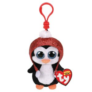 Ty Gale the Penguin Flippable Clip